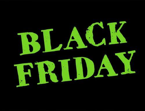 Huikeat Black Friday Tarjoukset!
