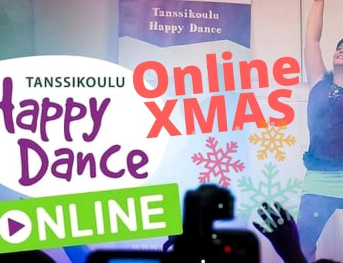 Happy Dance ONLINE Xmas